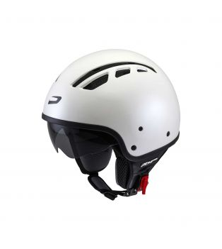 Demi-jet helmet Hp1.11 Air with sun visor Pearl White
