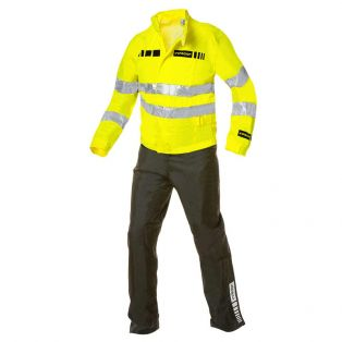 GT Premium Rain Set Yellow Fluo/Black