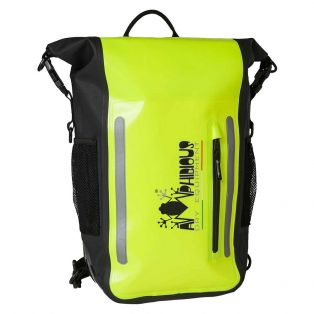 Atom Fluo Backpack Yellow Fluo