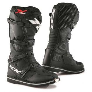 X-Blast offroad Motorcycle Boots Black