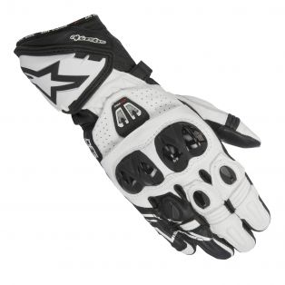 GP PRO R2 Gloves Black/White