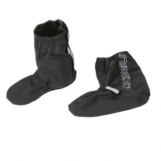 Easy Pocket Unisex Boots Covers Black