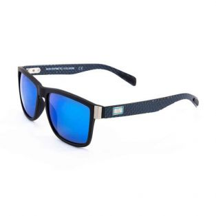 W8 Carbon Sunglasses Mat Black/Blue