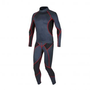 Gp Field Undersuit Black