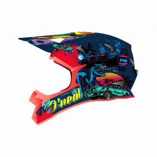 1SRS Rex Kid Off-Road Helmet Multicolor