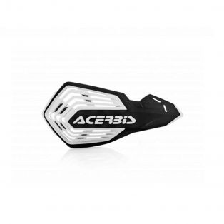 X-FUTURE HANDGUARDS Black/White