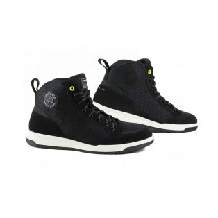Airforce motorcycle shoes Black