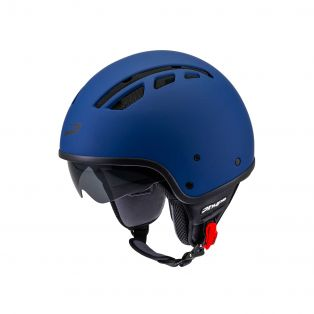 Demi-jet helmet Hp1.11 Air with sun visor Matt Blue