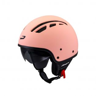 Demi-jet helmet Hp1.11 Air with sun visor Matt pink