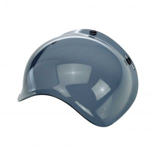 Bubble Universal 3-button visor Fumè
