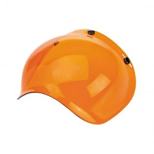 Bubble Universal 3-button visor High-Visibility Orange