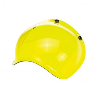 Bubble Universal 3-button visor High-Visibility Yellow
