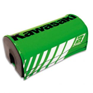 Kawasaki Tapered Bar Pad Green