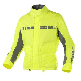 Easy Travel Man Jacket Fluo