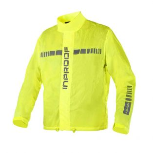 Easy Pocket Unisex Jacket Fluo