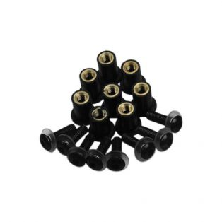 Screen Screw Kit Black