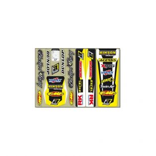 Standard Sticker Kit Yellow