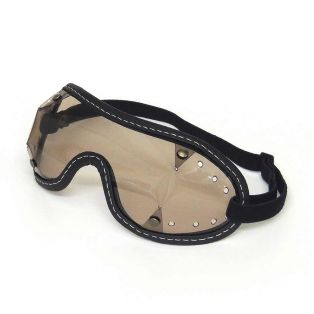Trooper Goggles Black/Brown Smoke