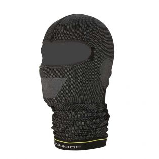 X-Mix Full Complete Balaclava Black/Yellow Fluo