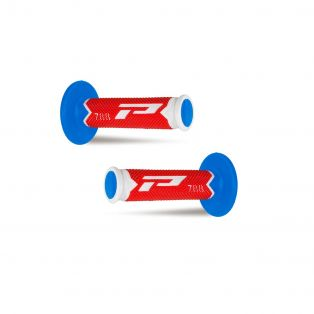 788 Off Road Grip White/Red/Light blue
