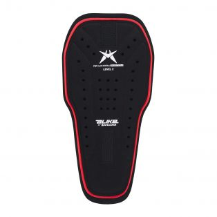 Prosoft Evo Inside Back Protector Black/Red