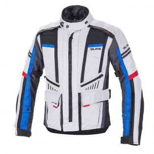 Finder Jacket, Aqvuadry Cee for man Ice/Blue/Dark Grey