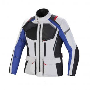 Wander Jacket Aqvadry Cee for Lady Ice/Dark Grey/Blue
