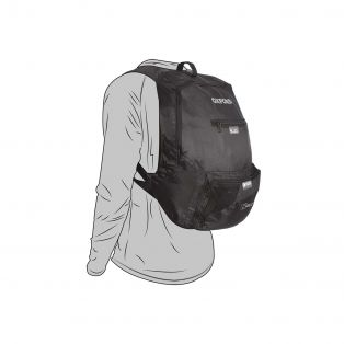 Handy Sack Backpack Black