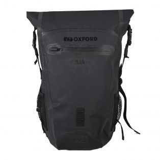 Aqua B25 All-Weather Backpack Black