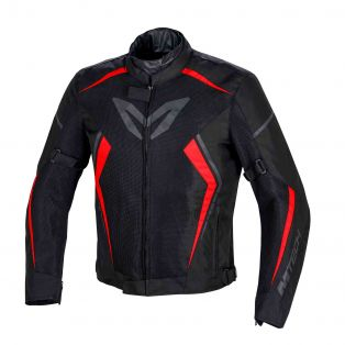 Speed Flow Jacket Black/Red/Black