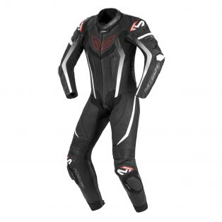 MKGP riding suit Black/Black/White