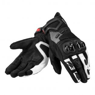 Gear Air Gloves Black/White/Black