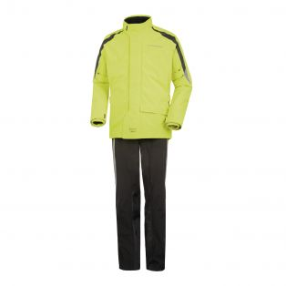 Set Diluvio Pro Black/Fluo Yellow