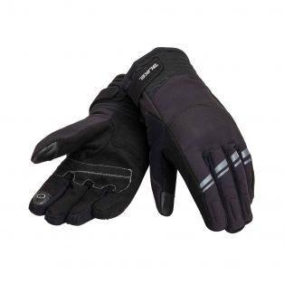 Neoknuckle Aqvadry motorcycle gloves Black