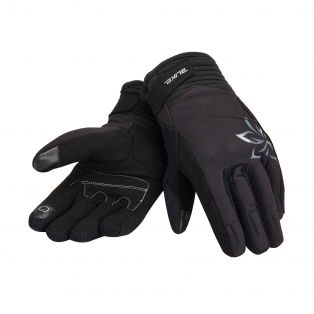 Neoknuckle Aqvadry motorcycle gloves for ladies Black