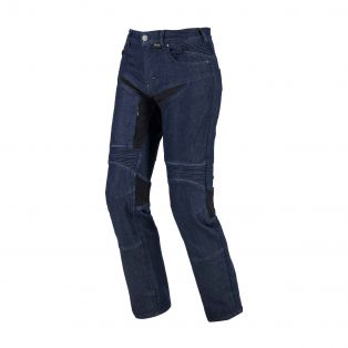 Motorcycle trousers X-Force Dark Blue