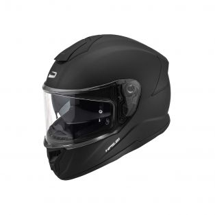 HP5.81 Full-face helmet Matt Black