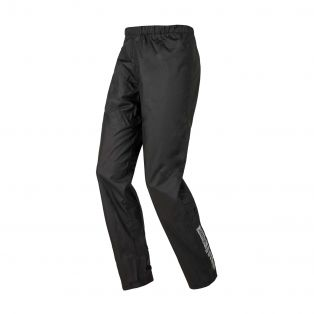 Up Premium motorcycle rain pants Black