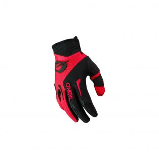 Element MY21 off road gloves Red/Black