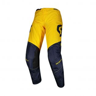 350 TRACK offroad motorcycle pant Blue/Yellow