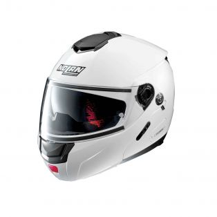 N90.2 Highline Flip-up helmet with Pinlock Metal White